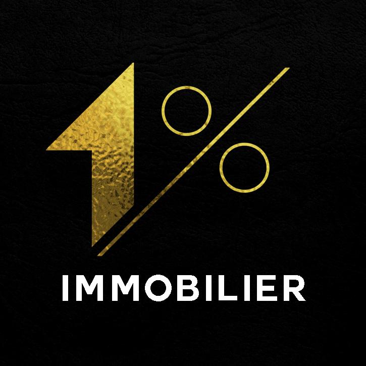 Agence immobilière 1 % immobilier Belgique