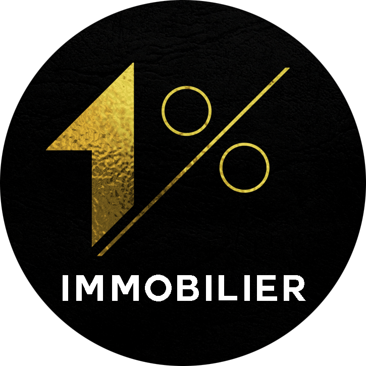 Agence immobilière 1% IMMOBILIER Lille