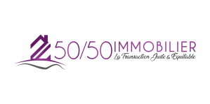 Agence immobilière 50/50 IMMOBILIER Lesneven
