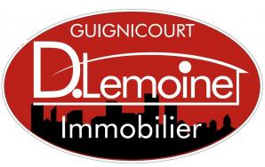 Agence immobilière D.LEMOINE IMMOBILIER Guignicourt