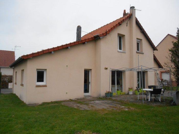 Maison vendre 6 pi ces dieppe janval for Vente maison individuelle 06