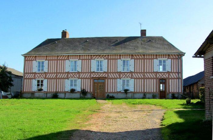 Secteur POIX DE PICARDIE Maison de caractère du 18ème siècle