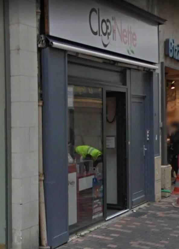 CLOPINETTE angers rue lenepveu