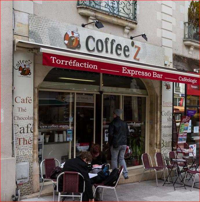 ANGERS - Création COFFE S