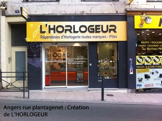 ANGERS rue plantagenet