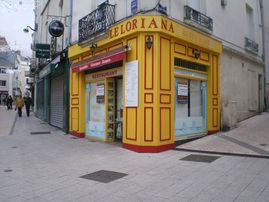 ANGERS rue st laud