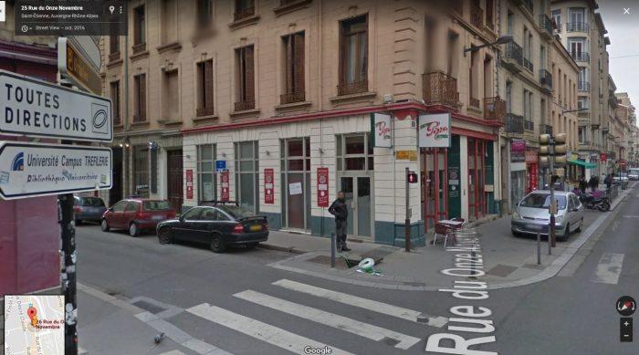 vente restaurant saint etienne