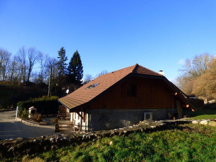 VenteMaison/VillaALLONZIER-LA-CAILLE74350Haute SavoieFRANCE