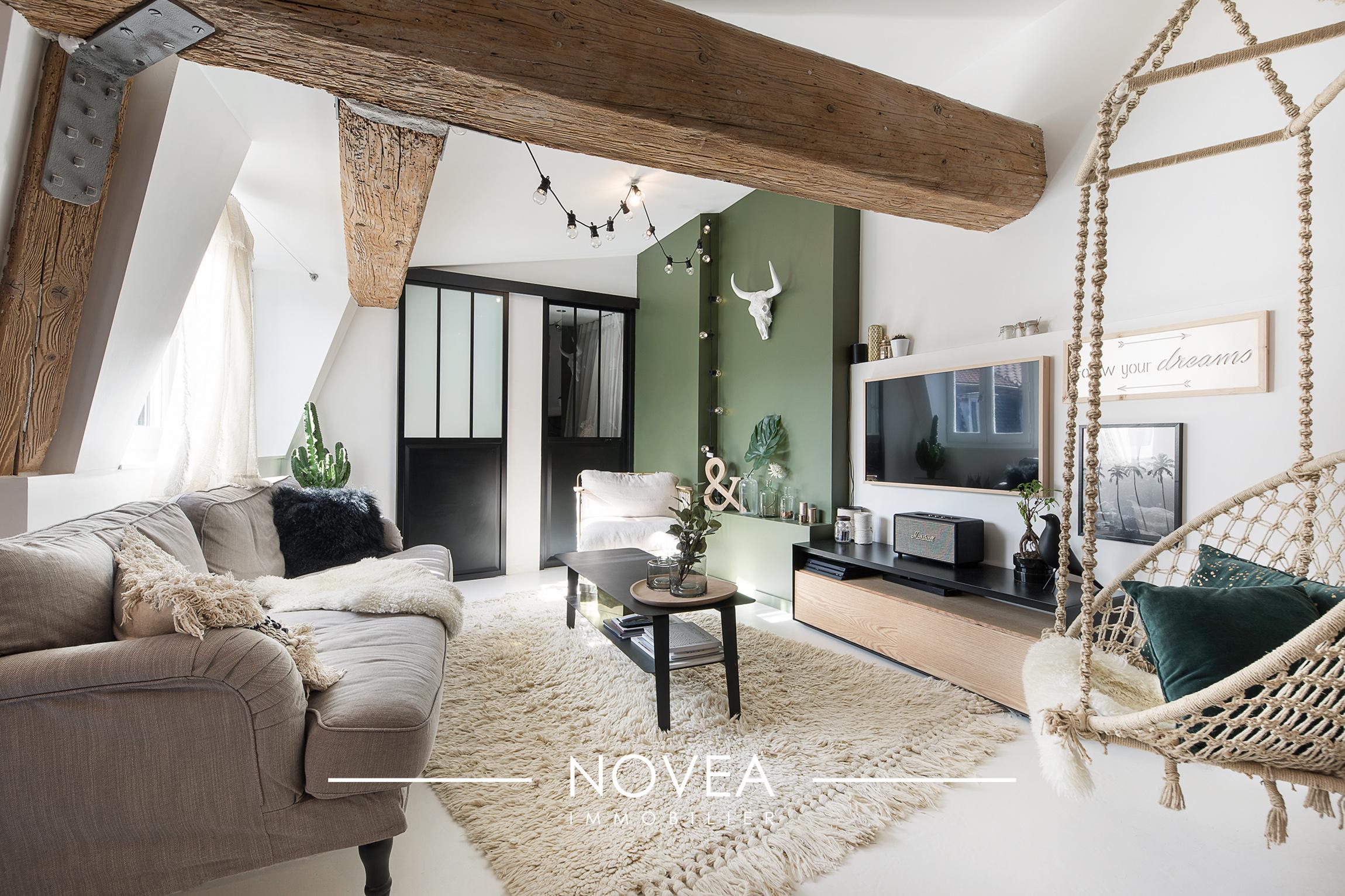 Photos immobilières professionnelles à Lyon 4