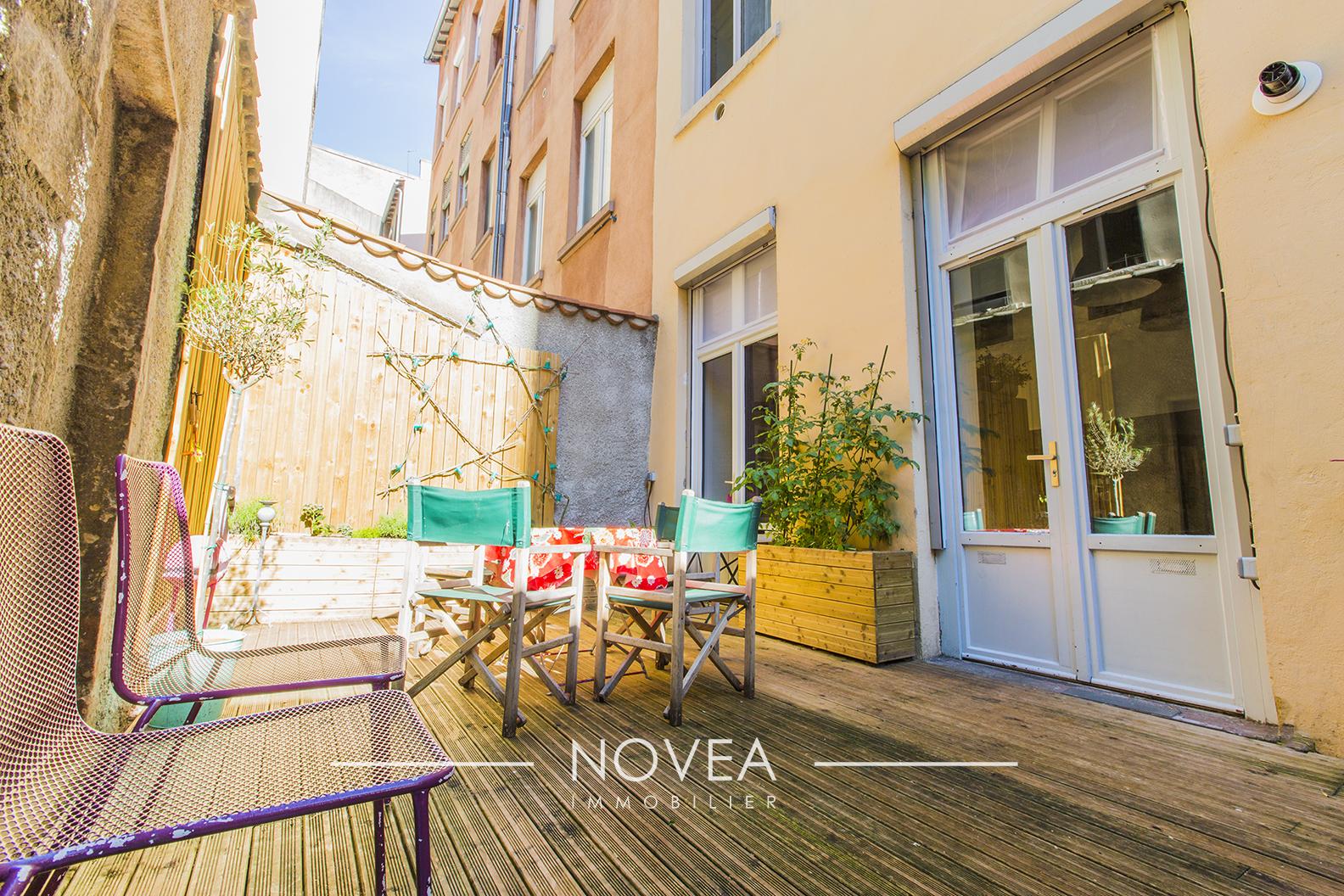 Photographies biens immobiliers à Lyon 4
