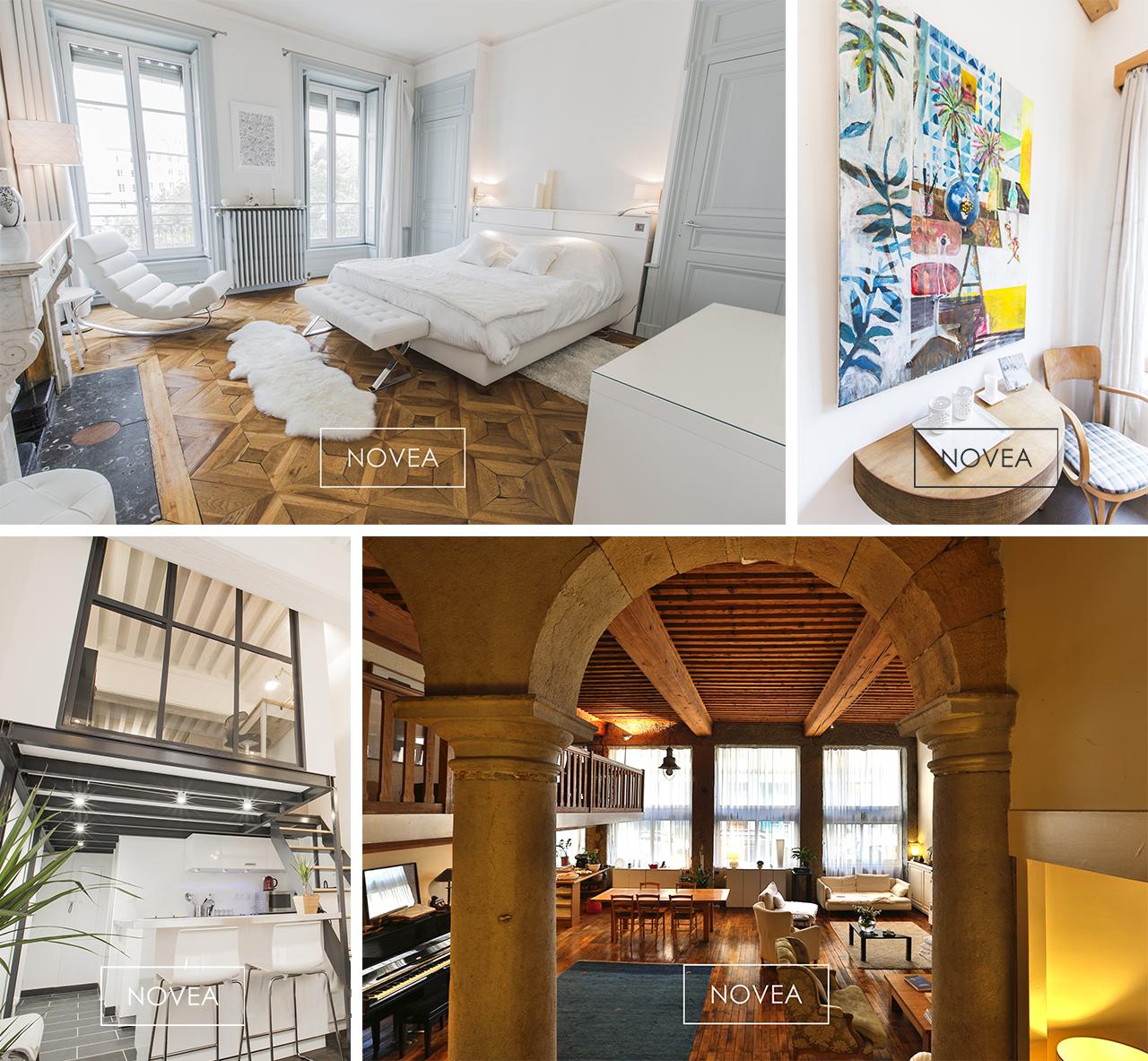 agence novea immobilier lyon 4 lyon 1 croix rousse. Black Bedroom Furniture Sets. Home Design Ideas