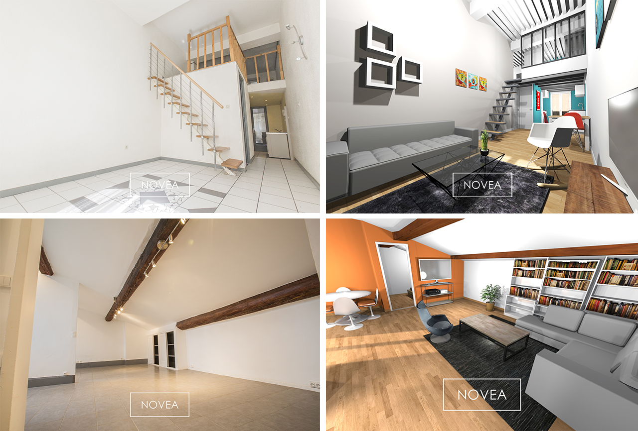 PLAN AMENAGEMENT 3D