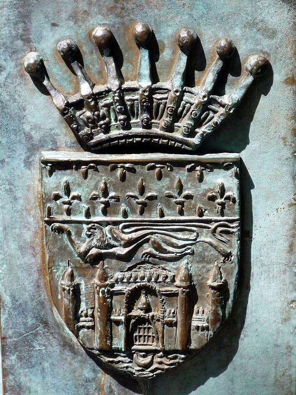 Les armoiries de Bordeaux