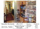 Appartement 50 m² Deauville  2 pièces