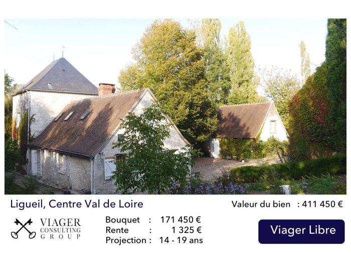 VenteMaison/VillaLIGUEIL37240Indre et LoireFRANCE