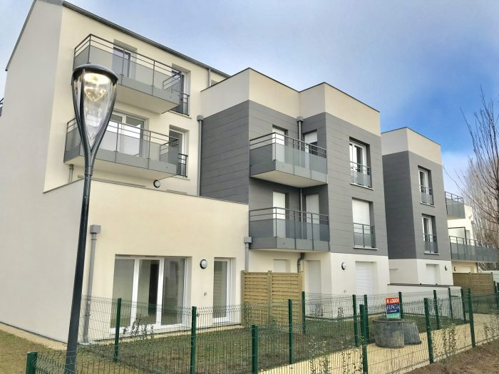 Appartement f2 neuf vert saint denis 77240 for Appartement f2 neuf