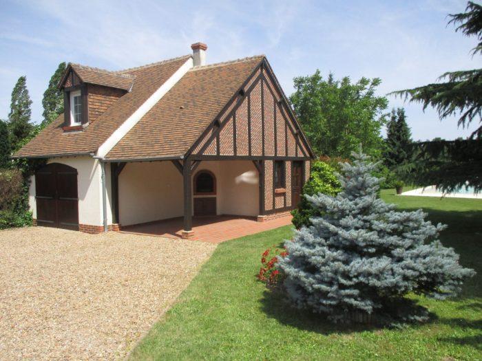 Villa 184 m avec d pendances sully sur loire 45600 for Sully sur loire code postal