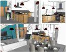 Appartement Benfeld  106 m² 4 pièces