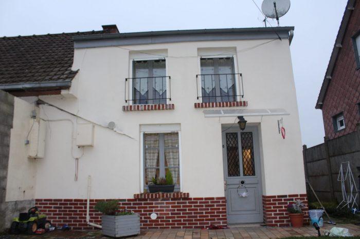 VenteMaison/VillaLA COMTE62150Pas de CalaisFRANCE