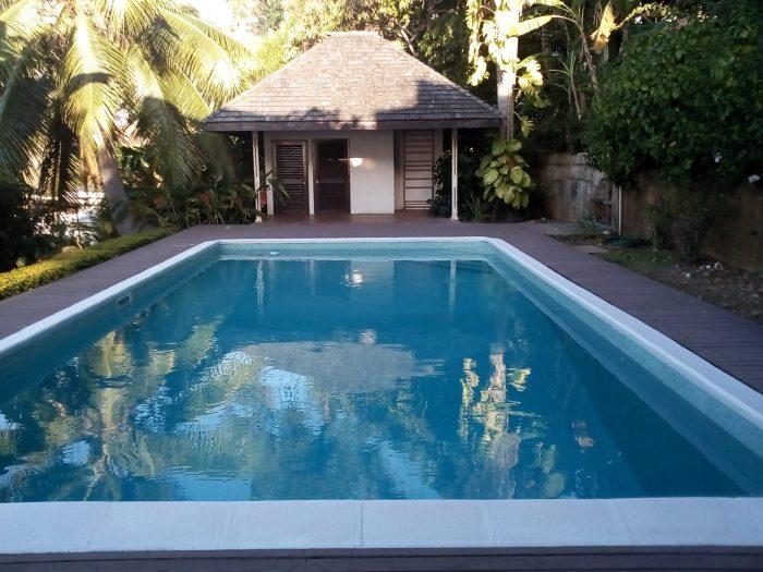 photo de Taina belle villa de trois chambres avec vue Moorea
