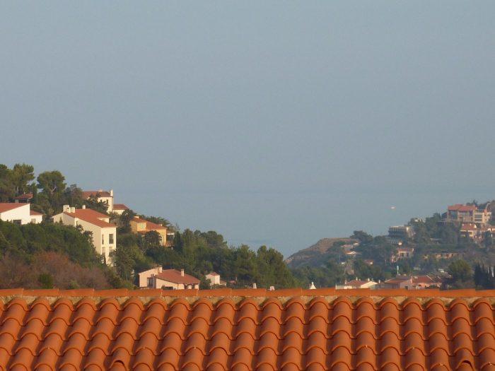 photo de Collioure, appartement 3 pieces sur les hauteur de collioure