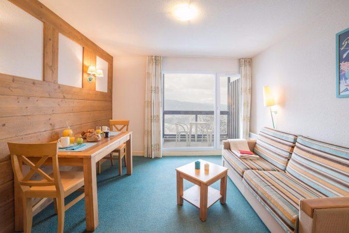 photo de appartement 1 pièce  4 couchages font romeu