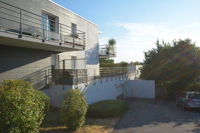 Duplex Rez-de-jardin