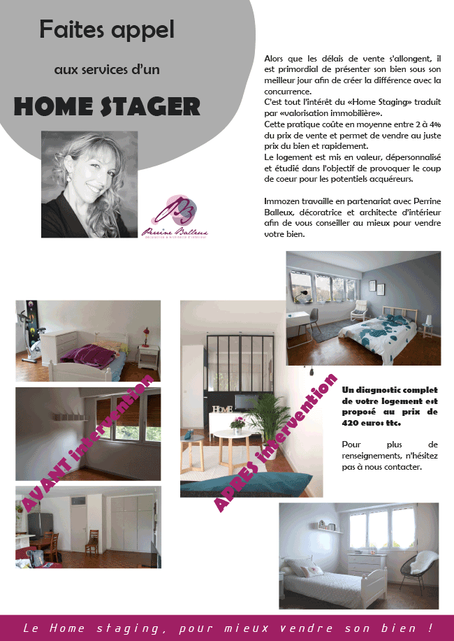 Faites appel à un Home-Stager